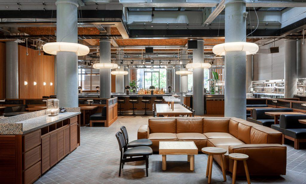 Native Manchester Ground Floor Ducie Street Warehouse