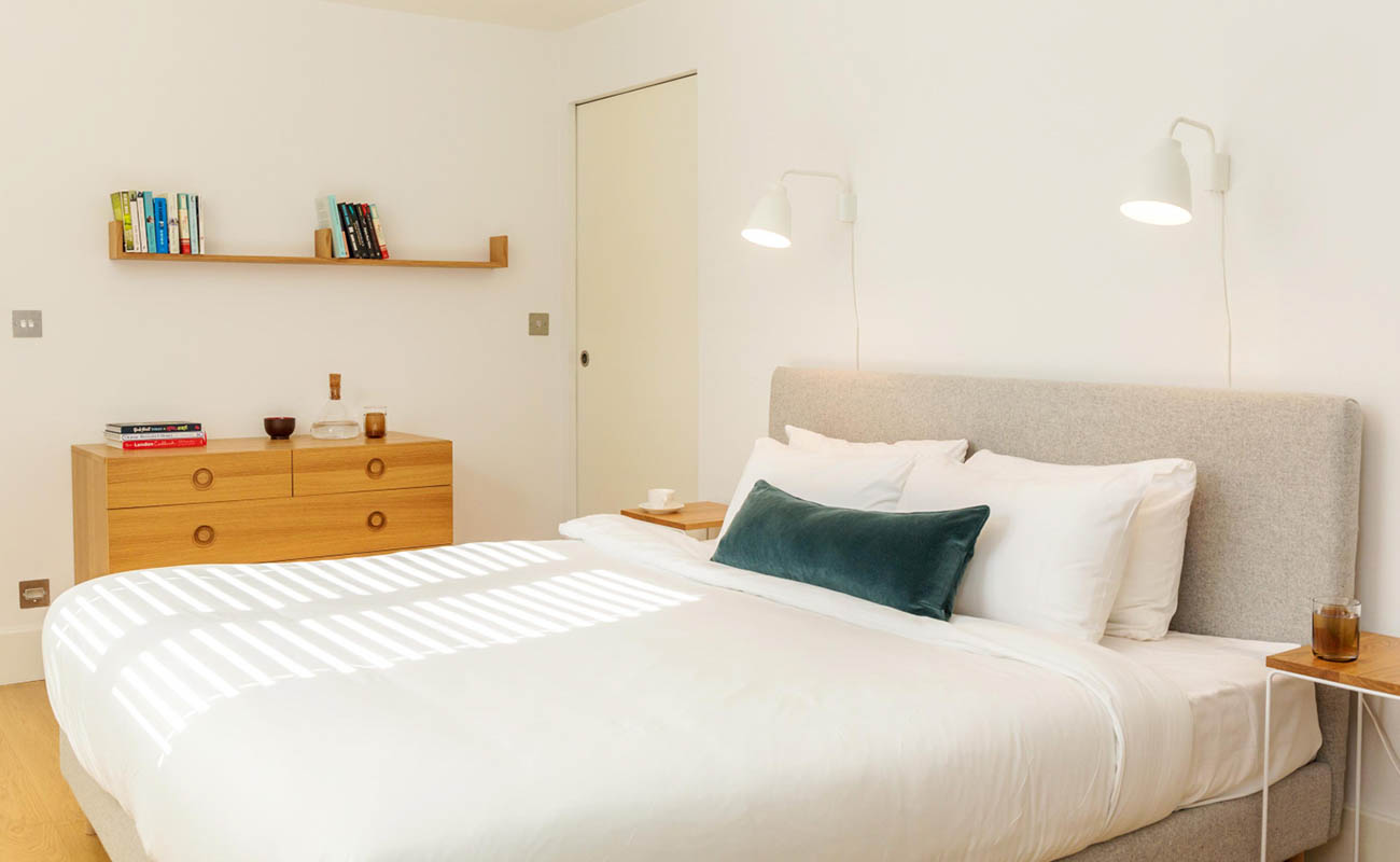 Native Fulham Serviced Apartment Interior