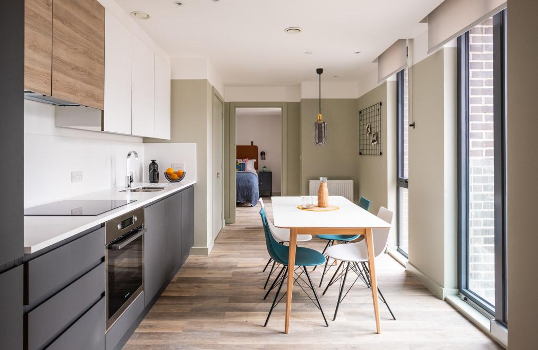 No. 26 Croydon Apartment Interior