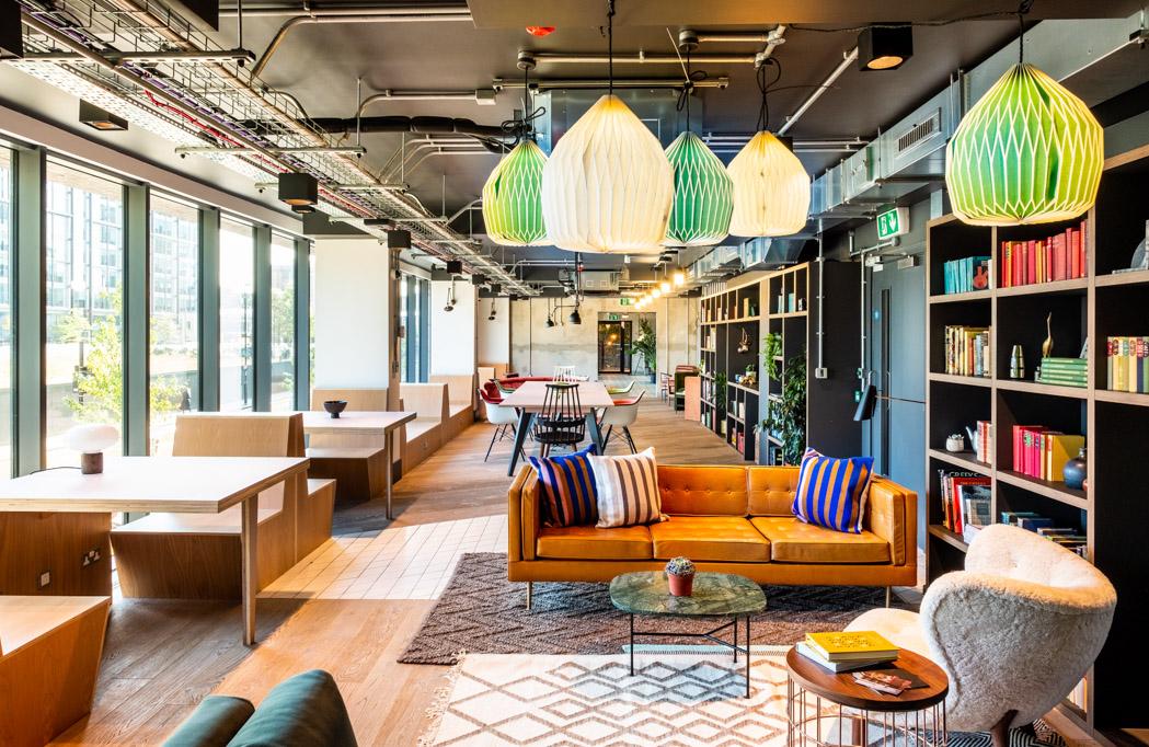 No. 26 Croydon Coworking Interior